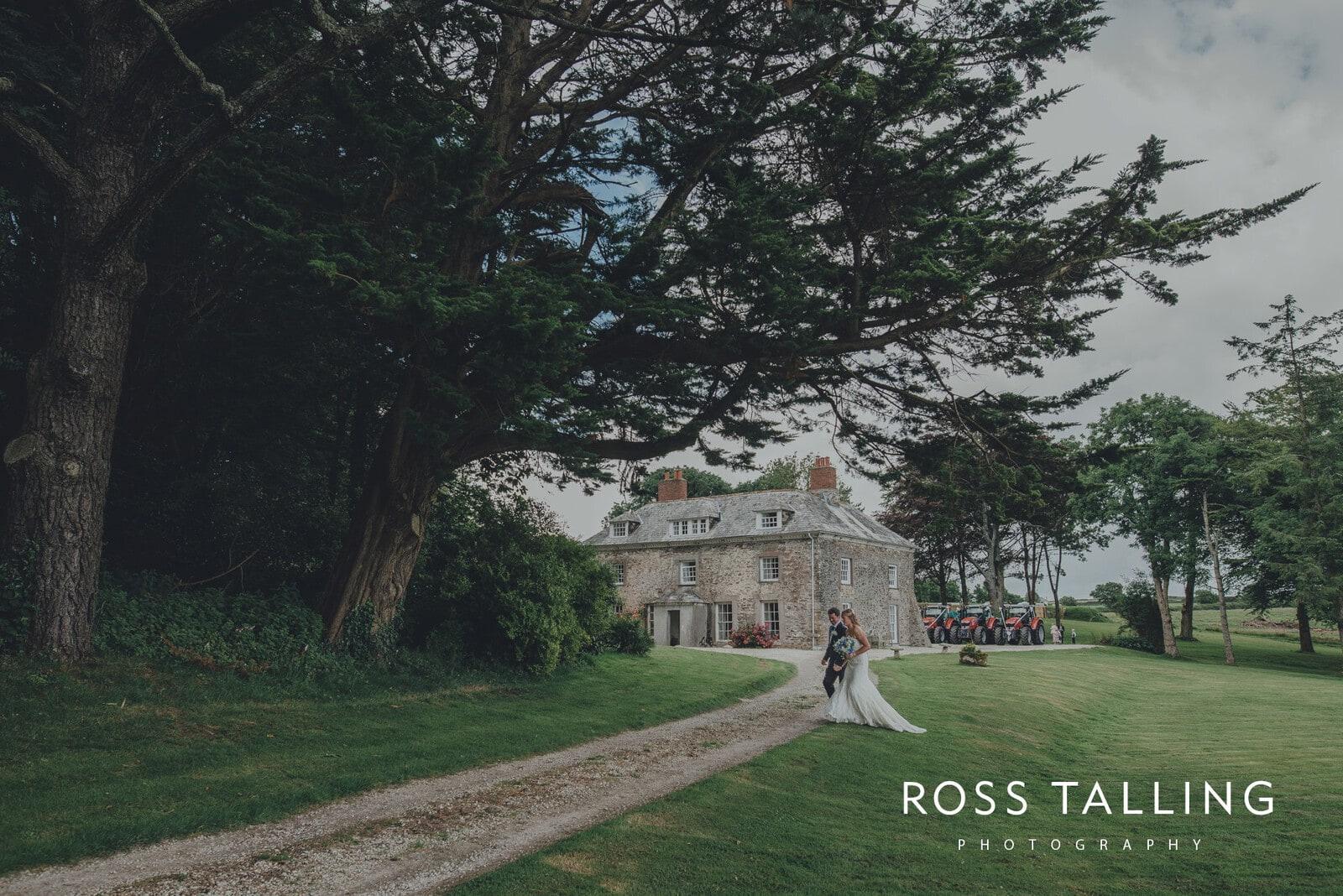 Tredudwell Manor Wedding Photography Cornwall_0075