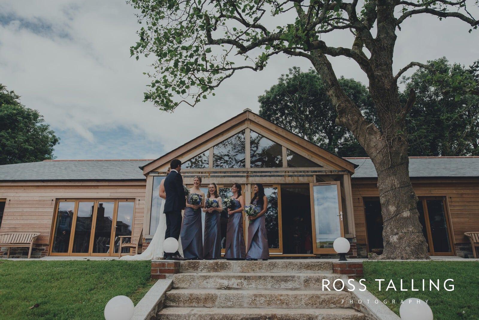 Tredudwell Manor Wedding Photography Cornwall_0070