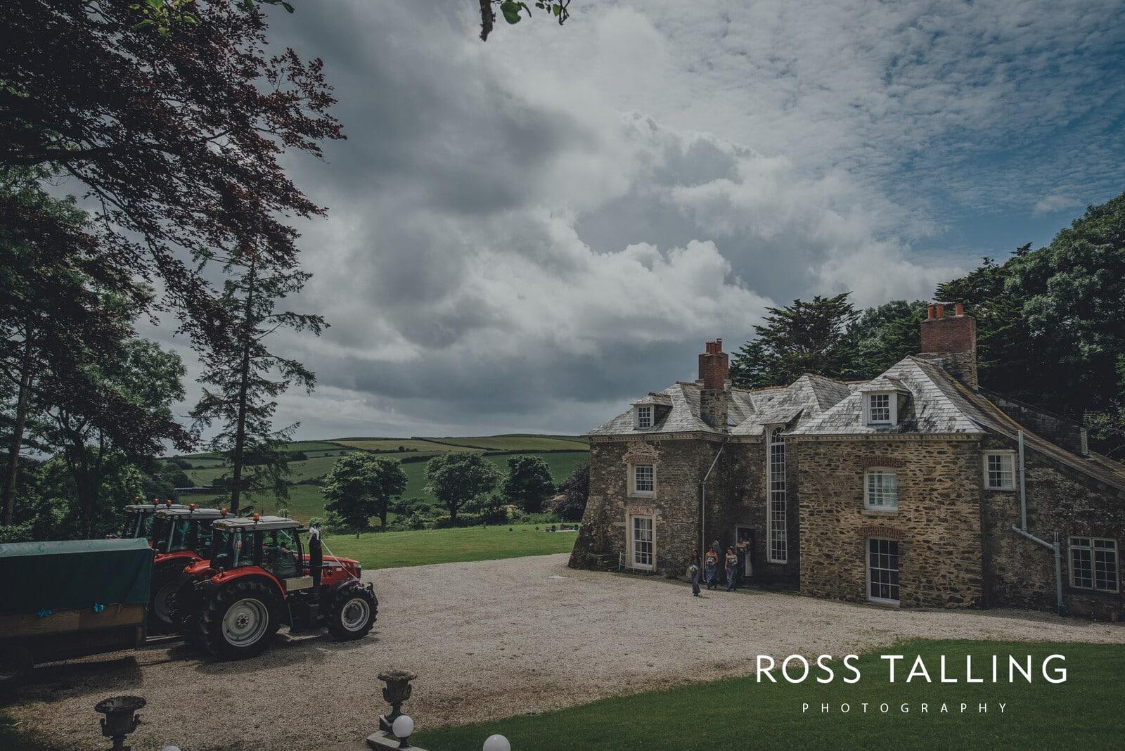 Tredudwell Manor Wedding Photography Cornwall_0040
