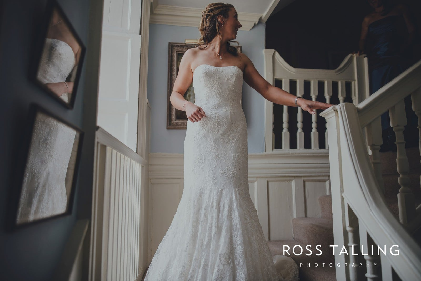 Tredudwell Manor Wedding Photography Cornwall_0034