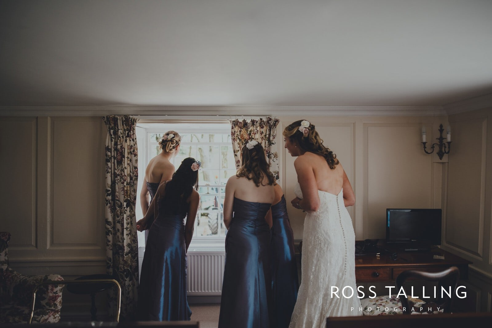 Tredudwell Manor Wedding Photography Cornwall_0031