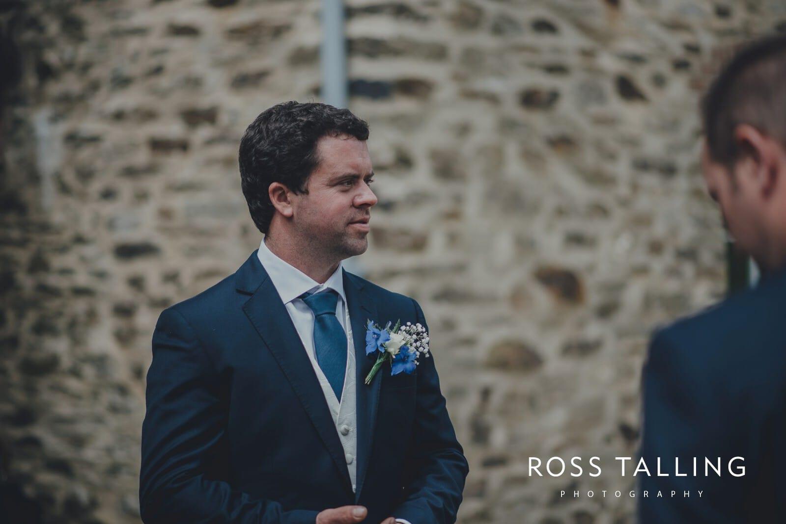 Tredudwell Manor Wedding Photography Cornwall_0030