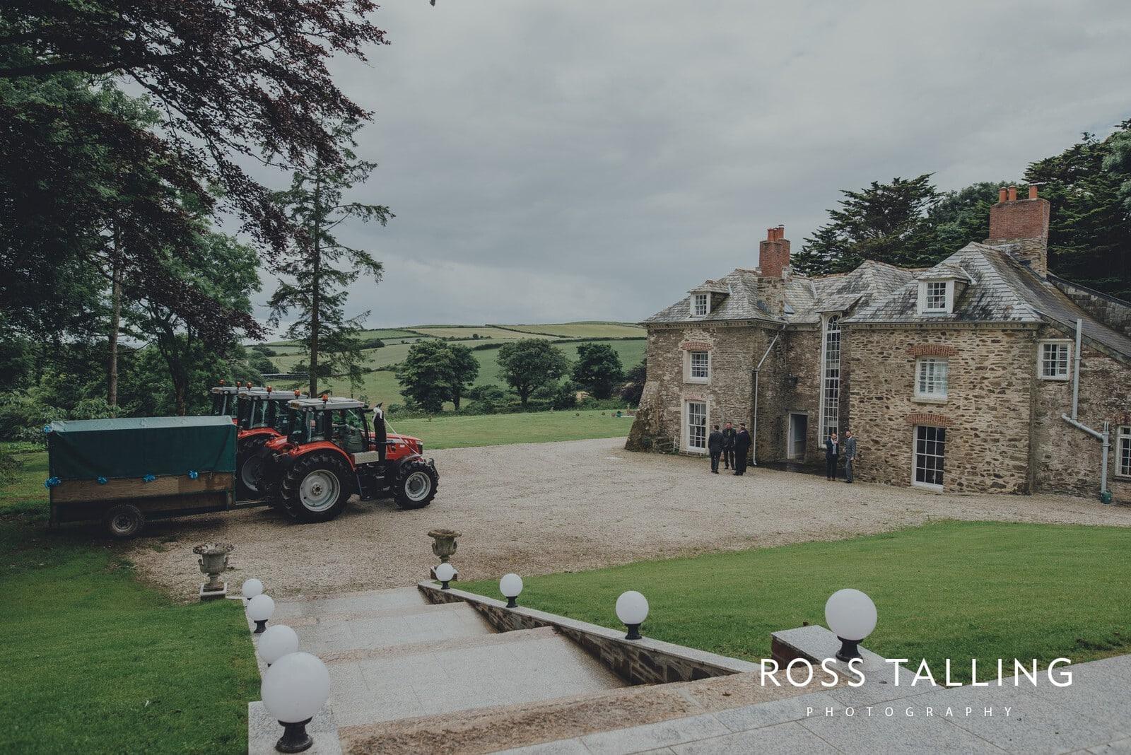 Tredudwell Manor Wedding Photography Cornwall_0026