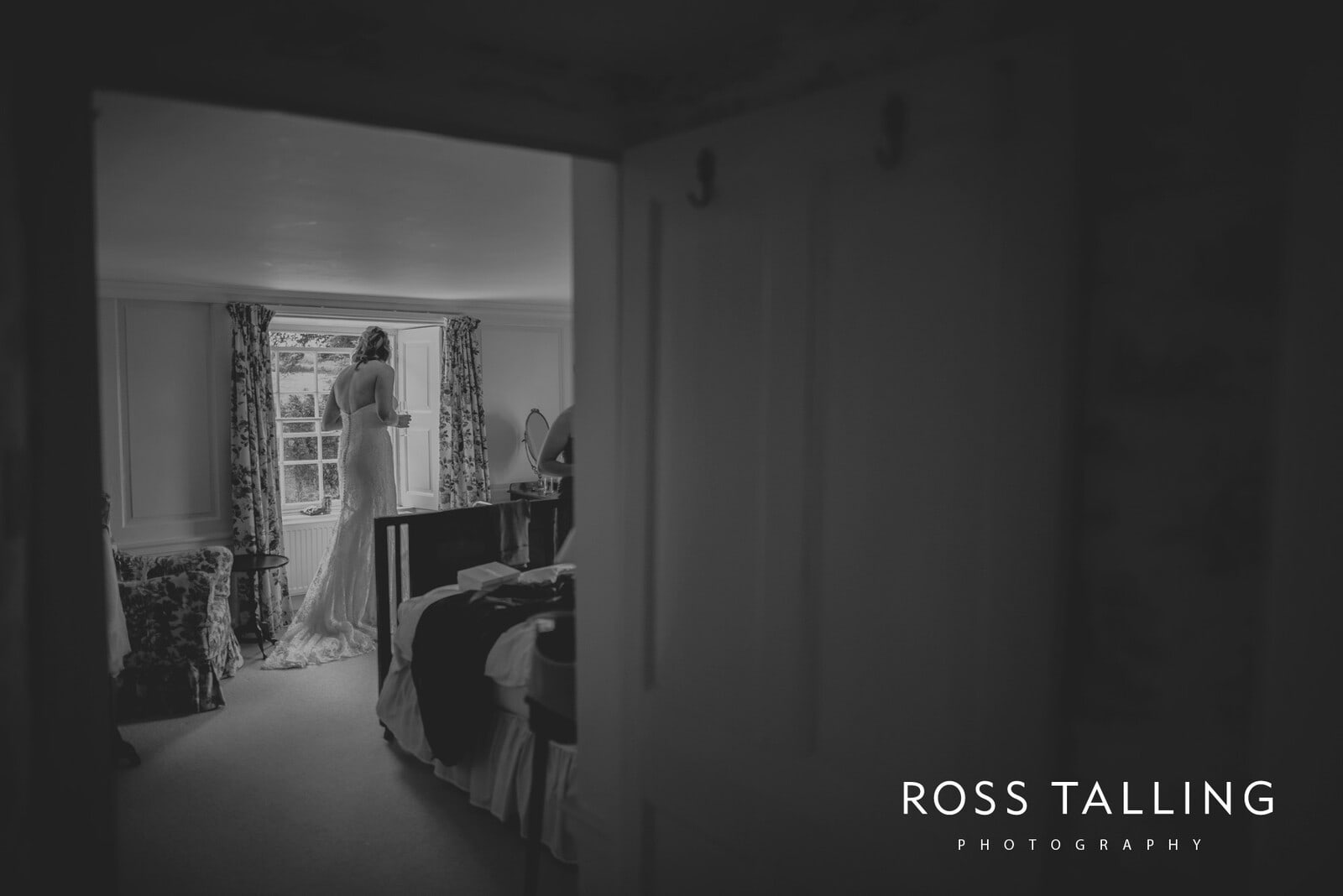 Tredudwell Manor Wedding Photography Cornwall_0018