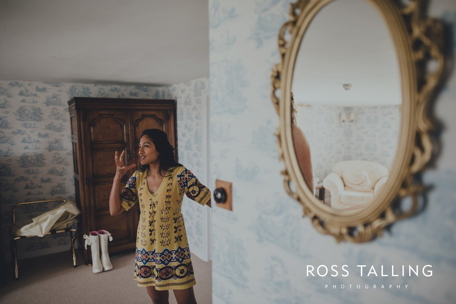 Tredudwell Manor Wedding Photography Cornwall_0009