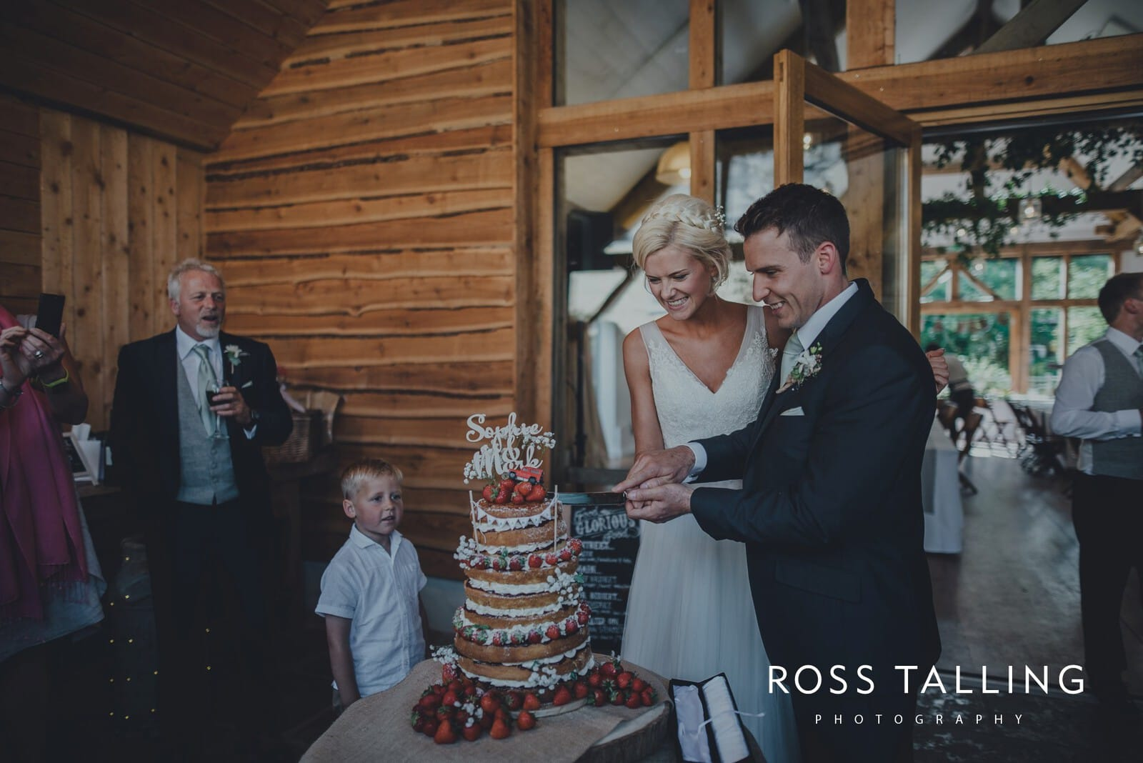 Nancarrow Farm Wedding Photography Cornwall_0173