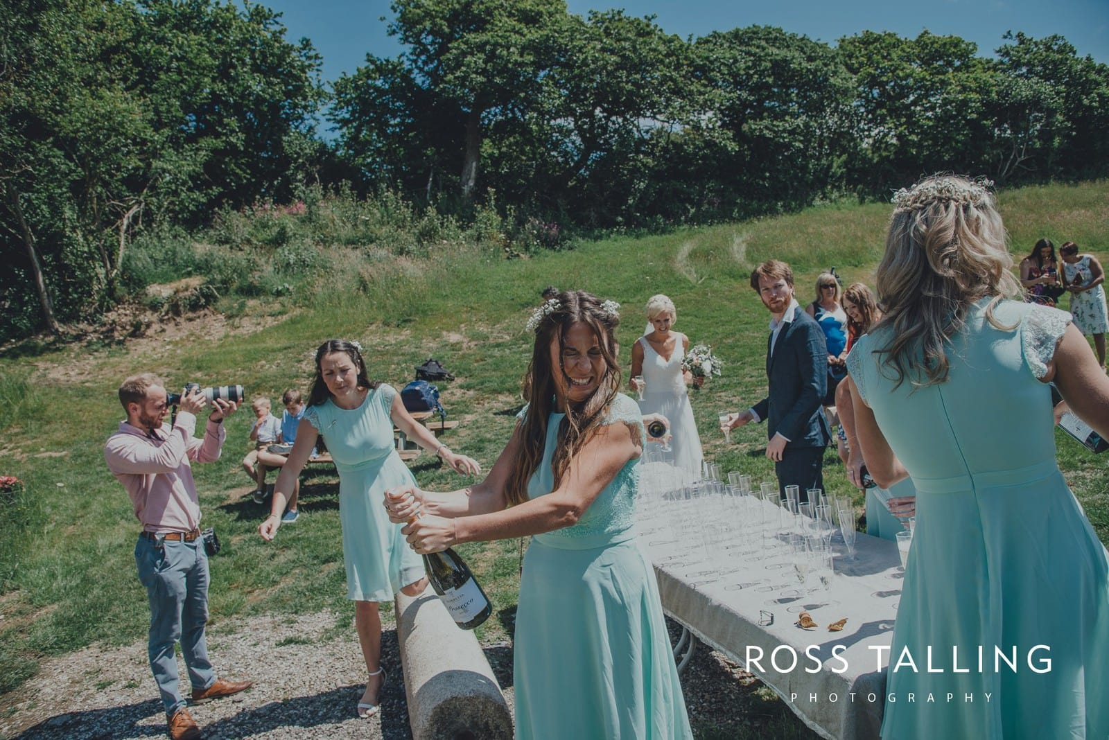 Nancarrow Farm Wedding Photography Cornwall_0093