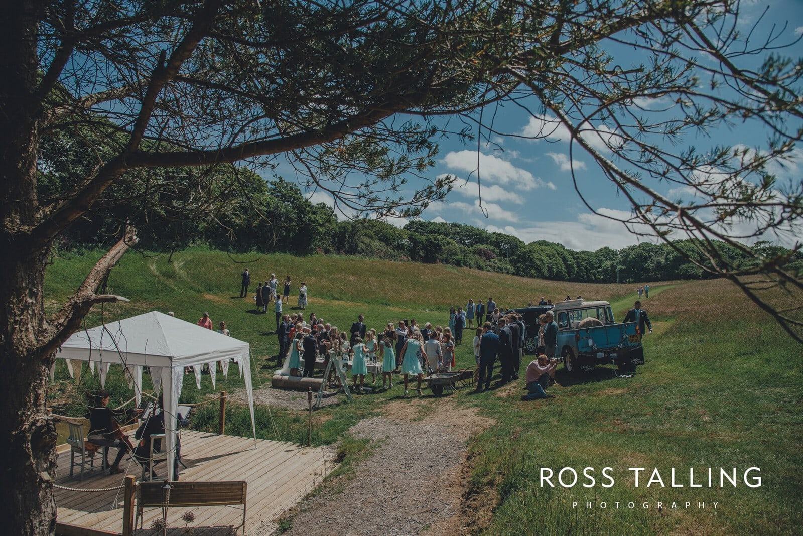 Nancarrow Farm Wedding Photography Cornwall_0095
