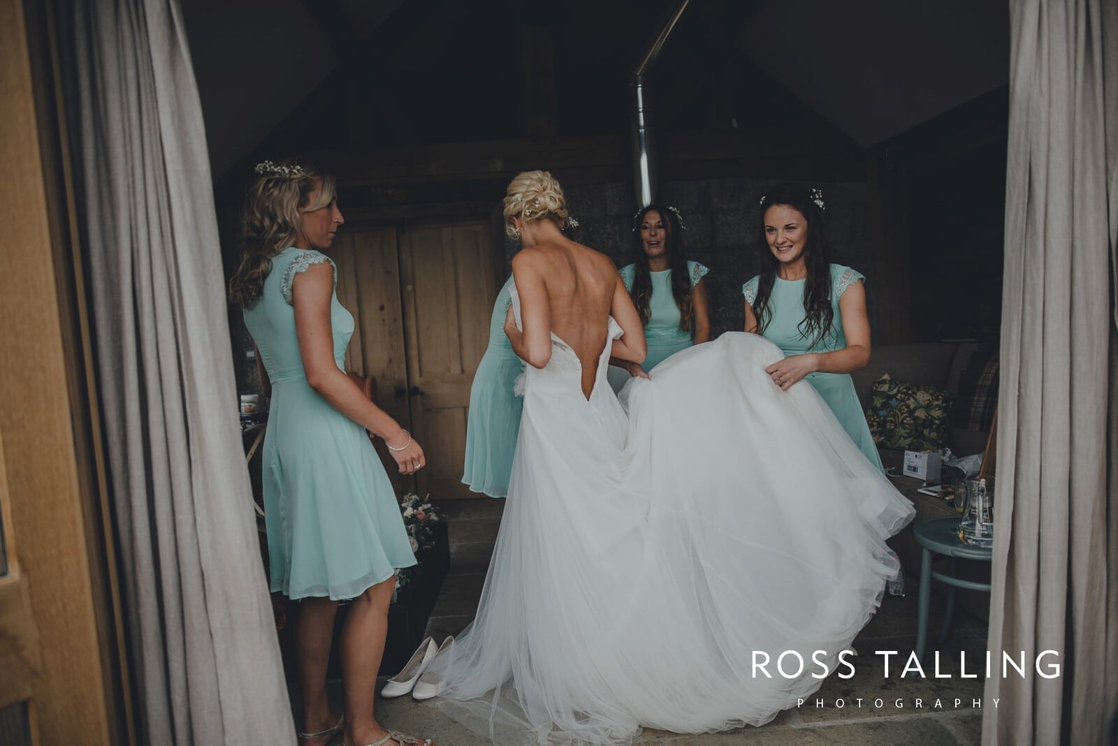 Nancarrow Farm Wedding Photography Cornwall_0028
