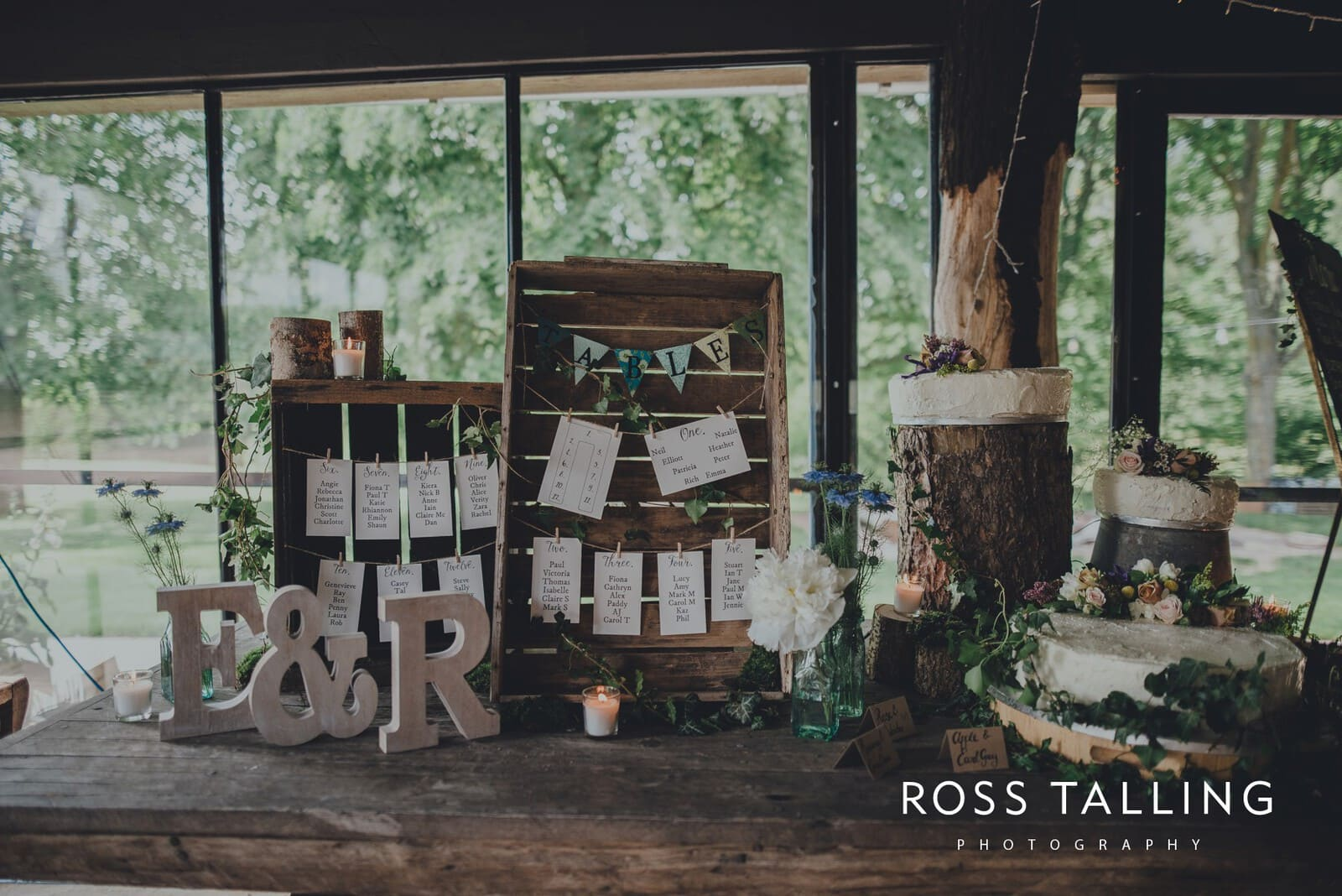 Dewsall Court Wedding Photography Hereford_0137