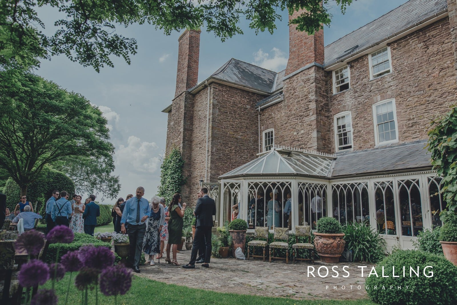 Dewsall Court Wedding Photography Hereford_0118