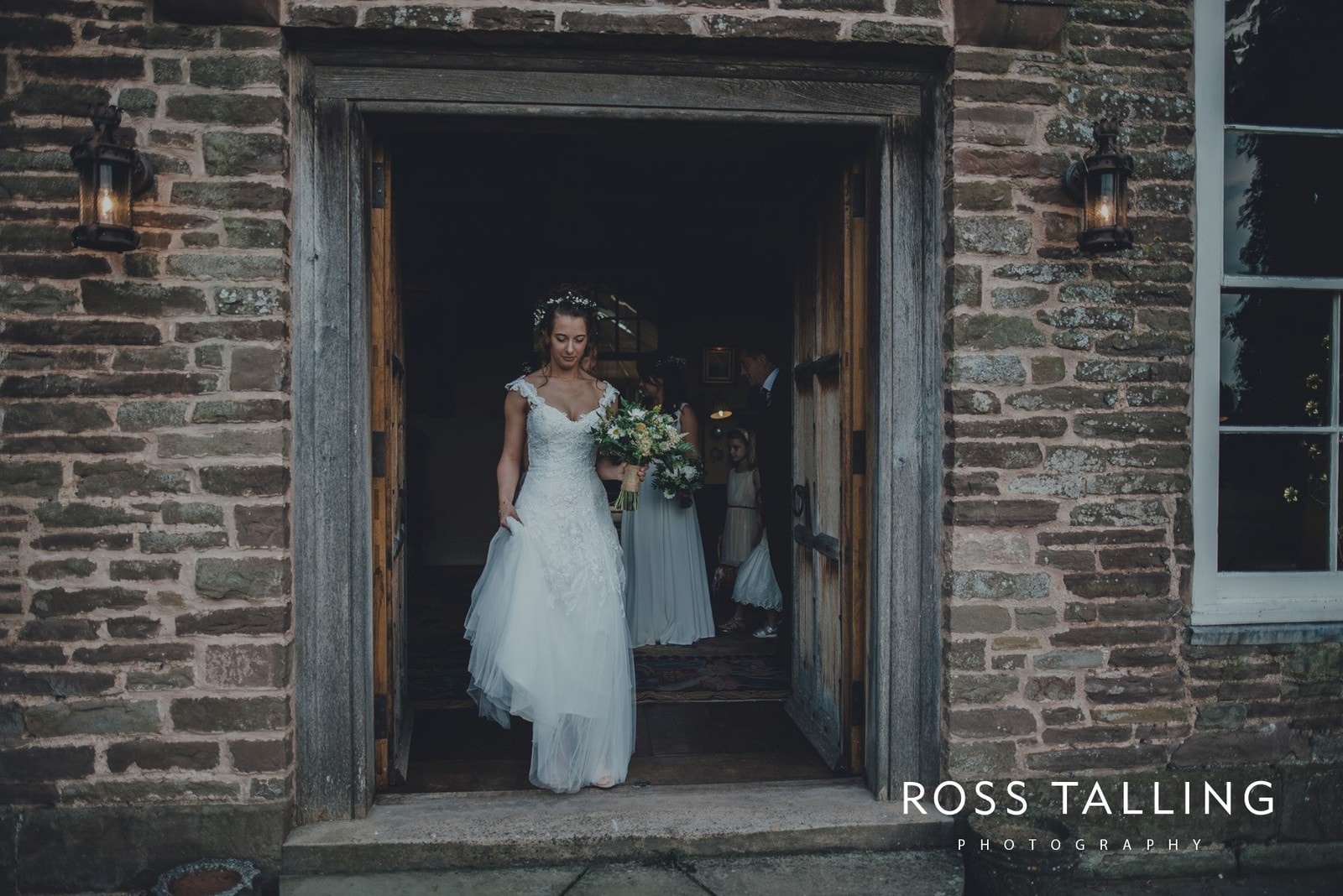 Dewsall Court Wedding Photography Hereford_0061