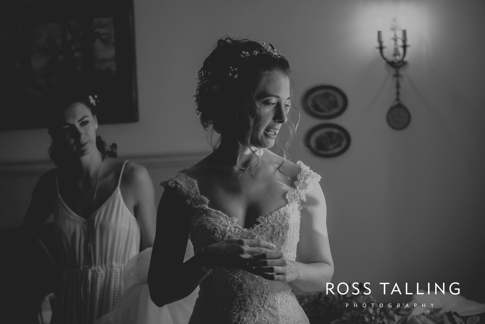 Dewsall Court Wedding Photography Hereford_0054