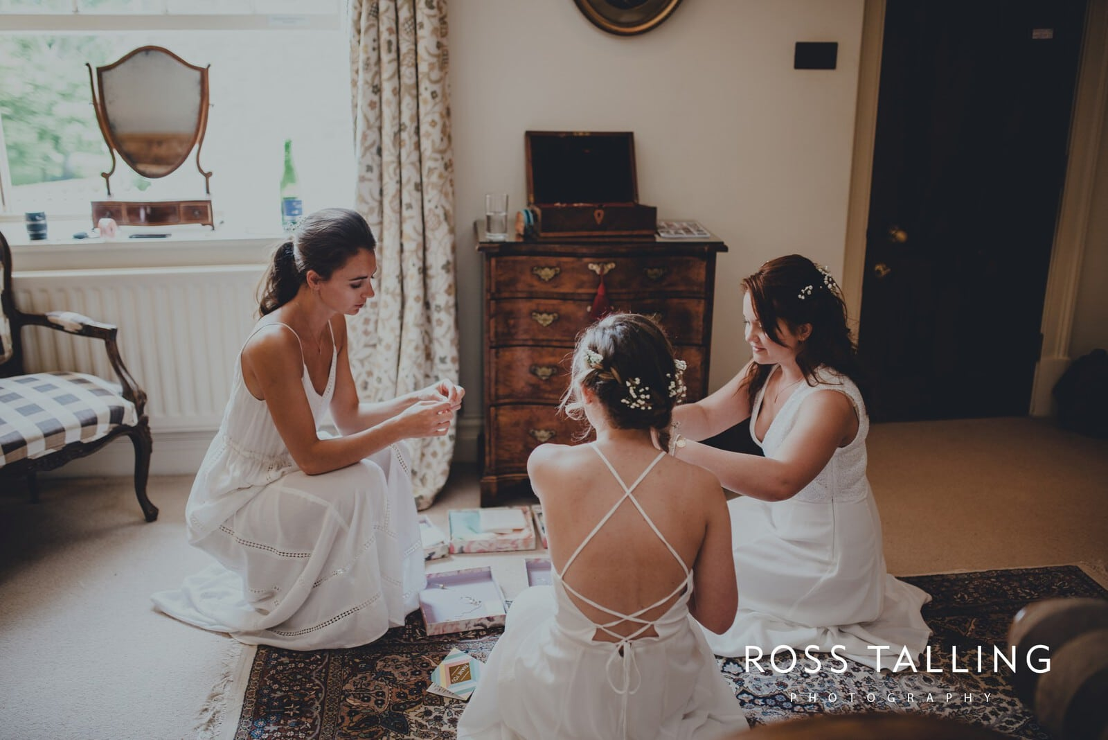Dewsall Court Wedding Photography Hereford_0037