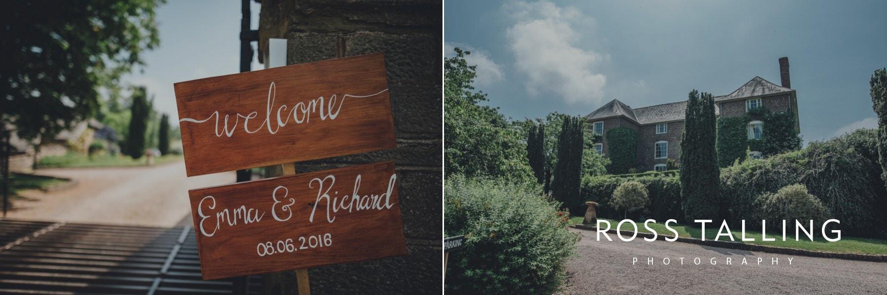Dewsall Court Wedding Photography Hereford_0001