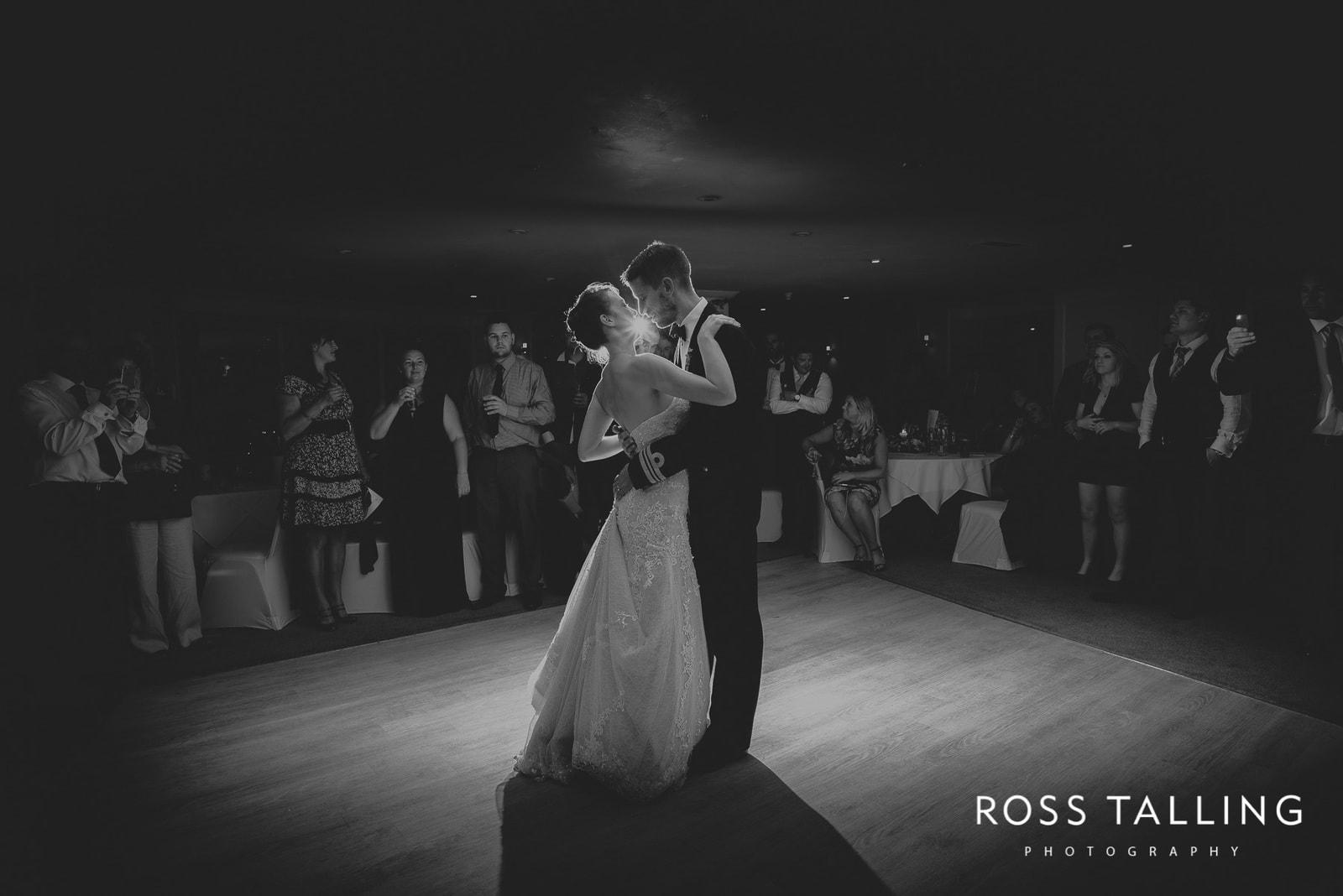Tasters | Lorrie & Gareth's Greenbank Hotel Wedding
