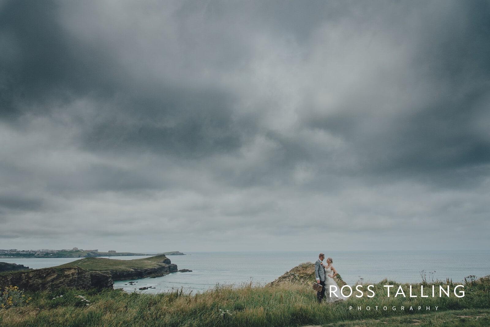 Steff & Lee Wedding Photography Cornwall_0139