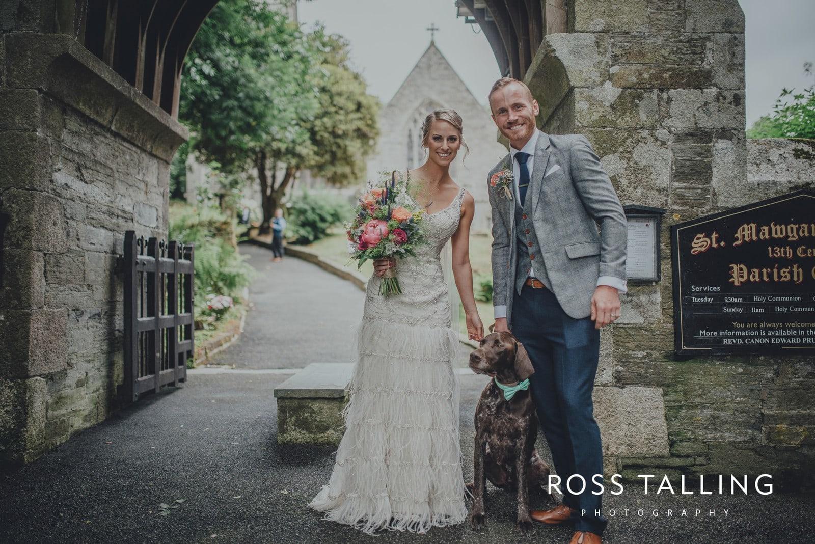 Steff & Lee Wedding Photography Cornwall_0122