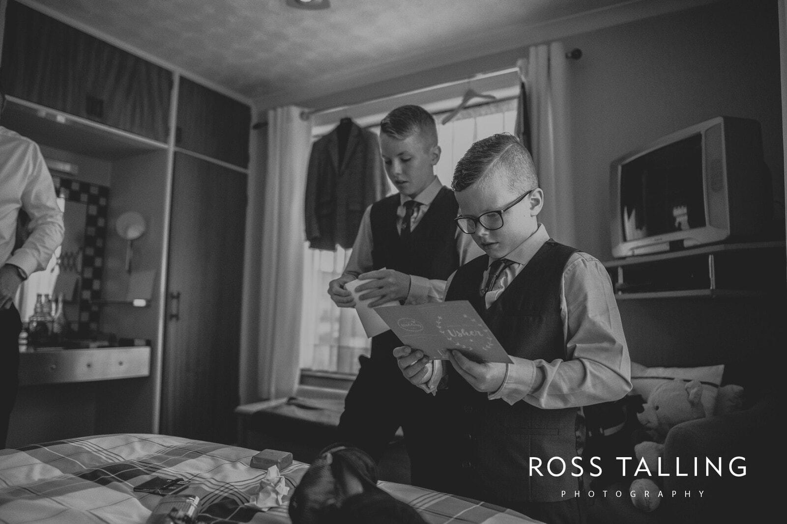 Steff & Lee Wedding Photography Cornwall_0011