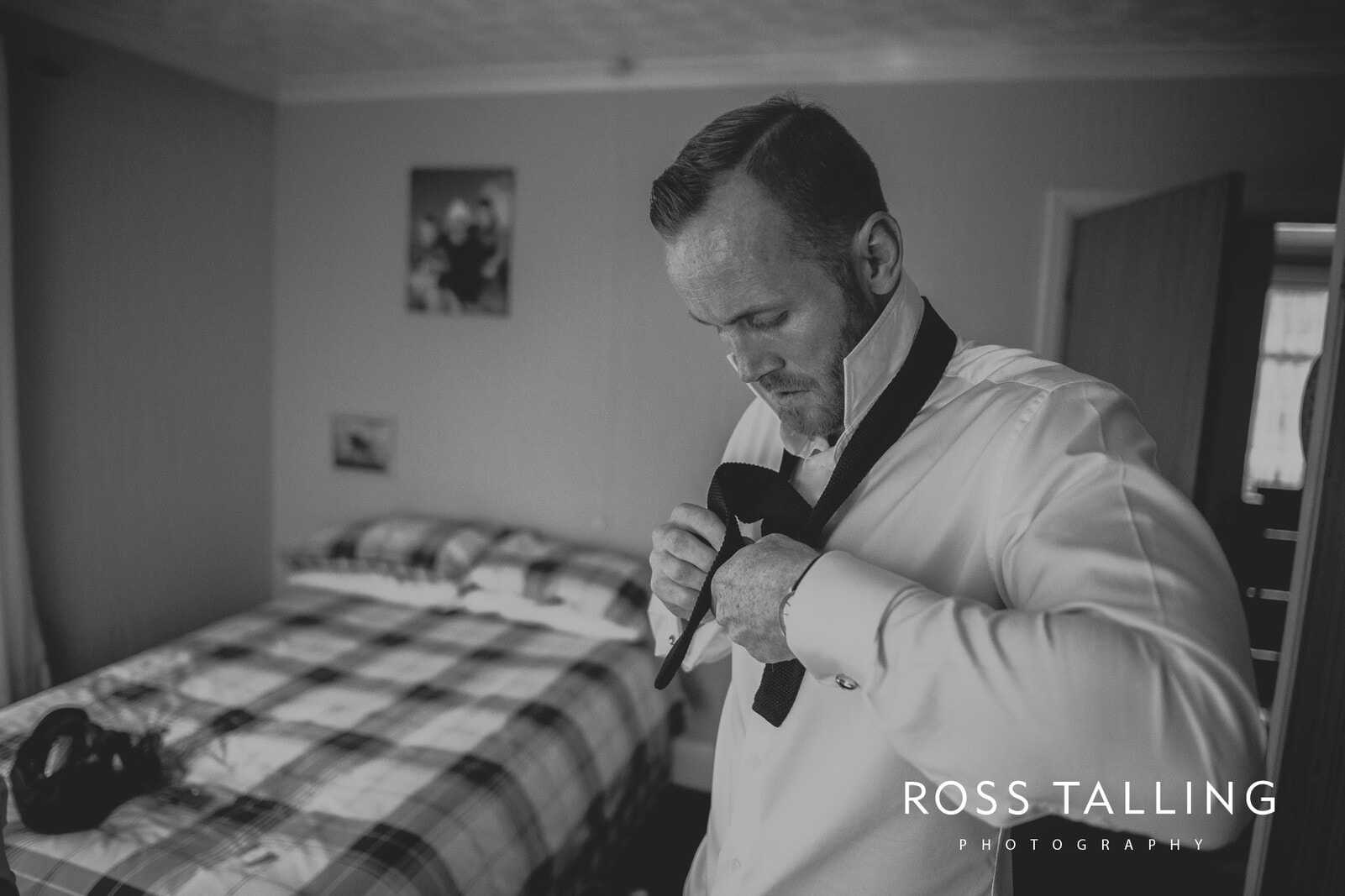 Steff & Lee Wedding Photography Cornwall_0010