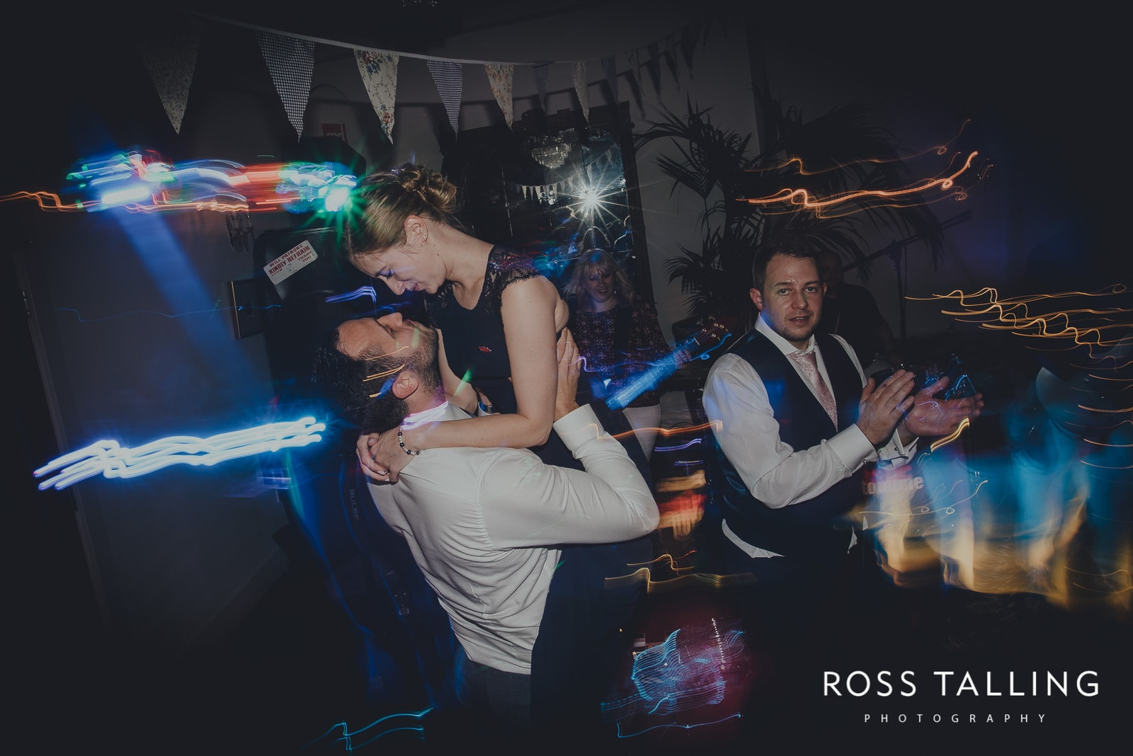 Fowey Hall Wedding Photography Cornwall-230