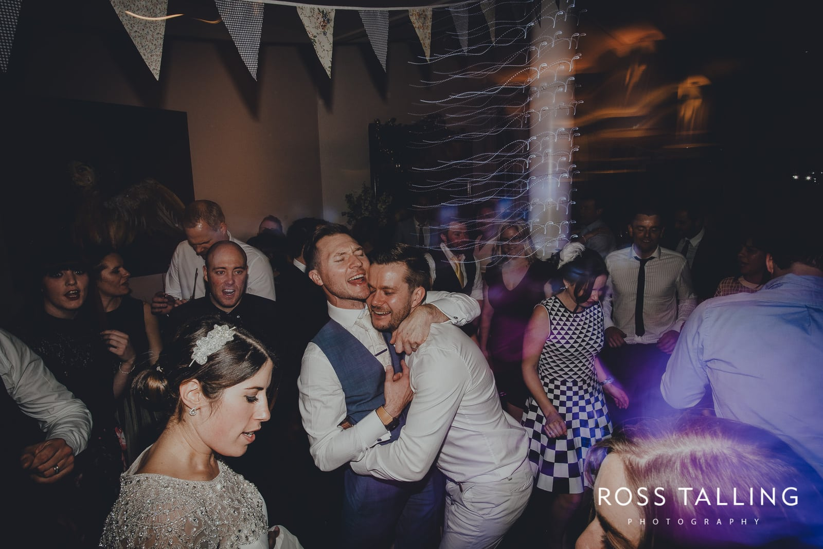 Fowey Hall Wedding Photography Cornwall-220