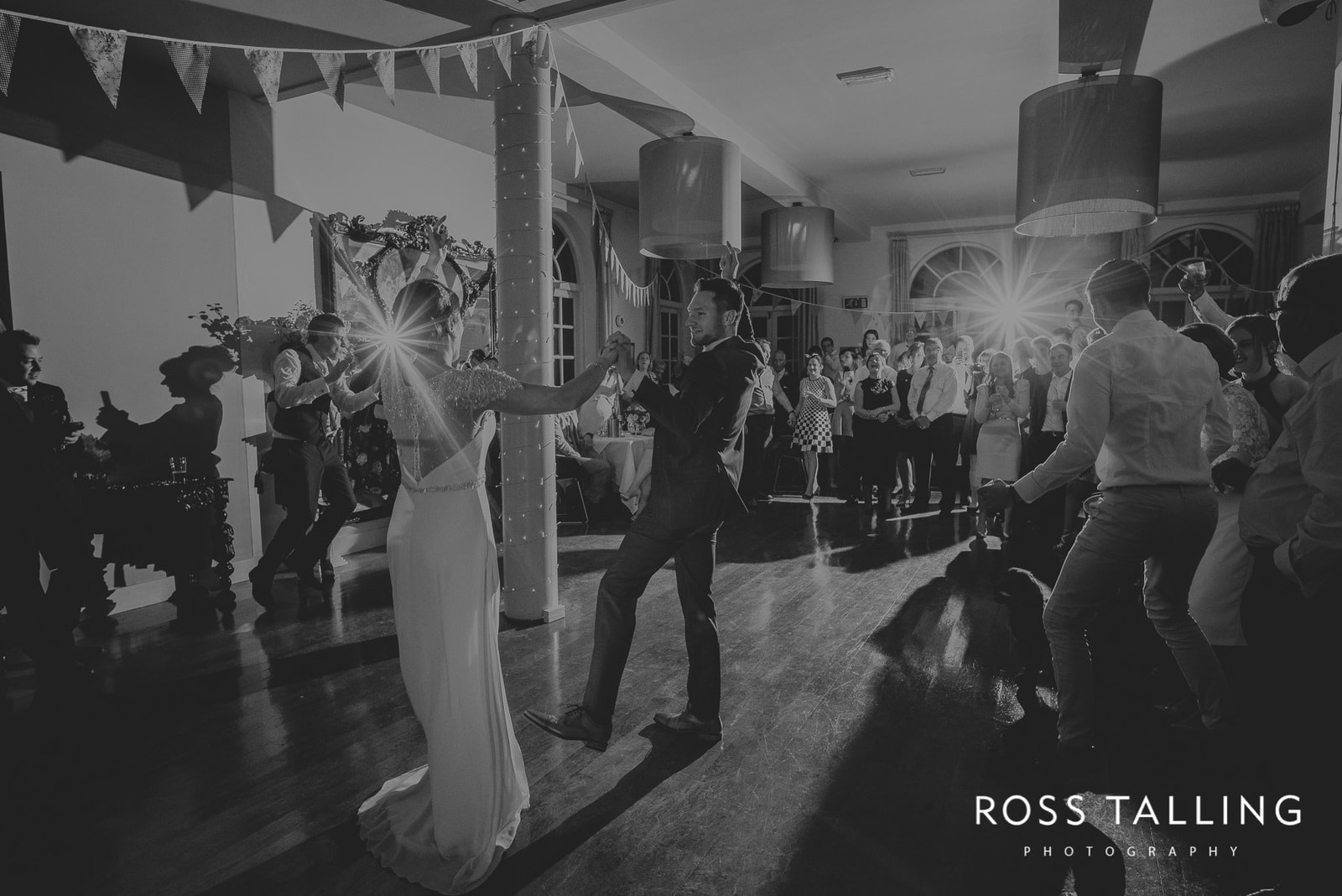 Fowey Hall Wedding Photography Cornwall-213