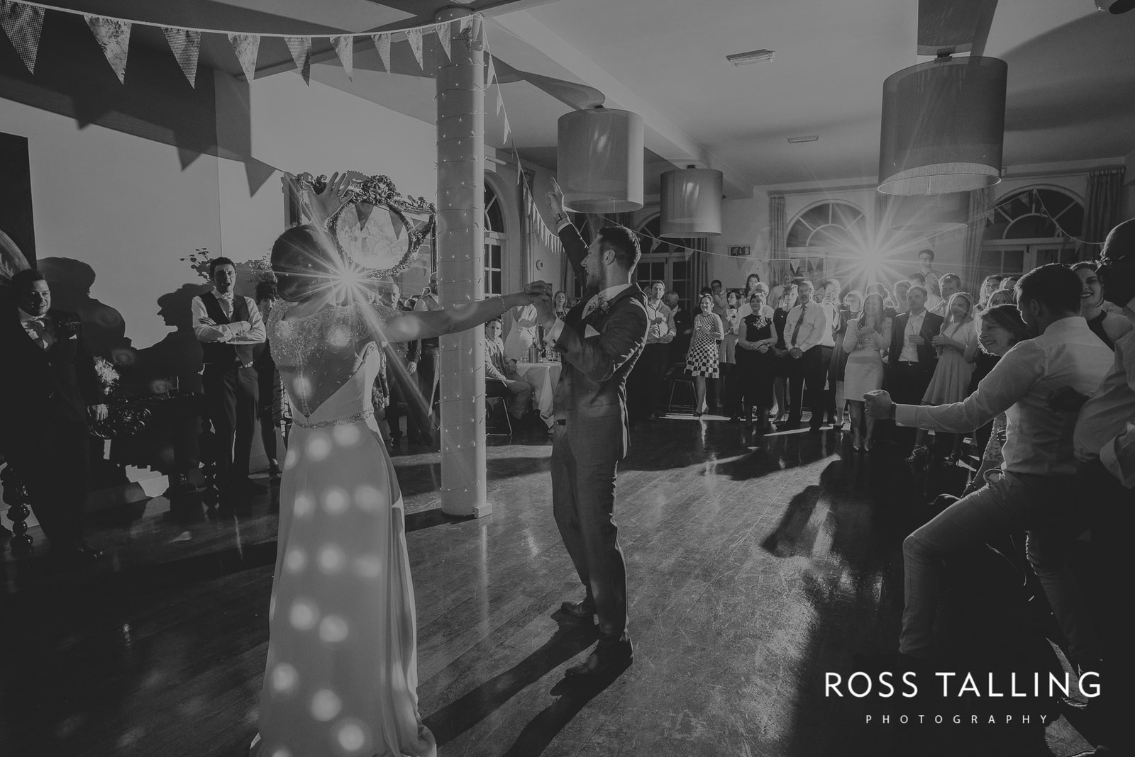 Fowey Hall Wedding Photography Cornwall-212