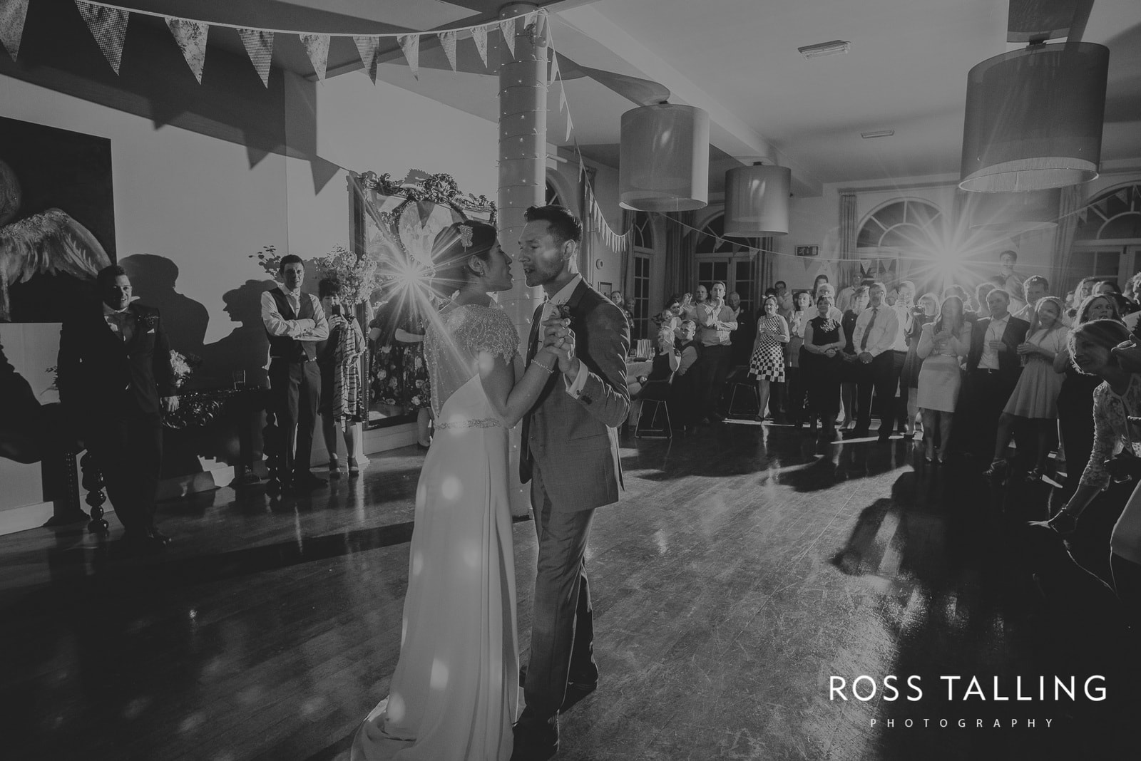 Fowey Hall Wedding Photography Cornwall-211