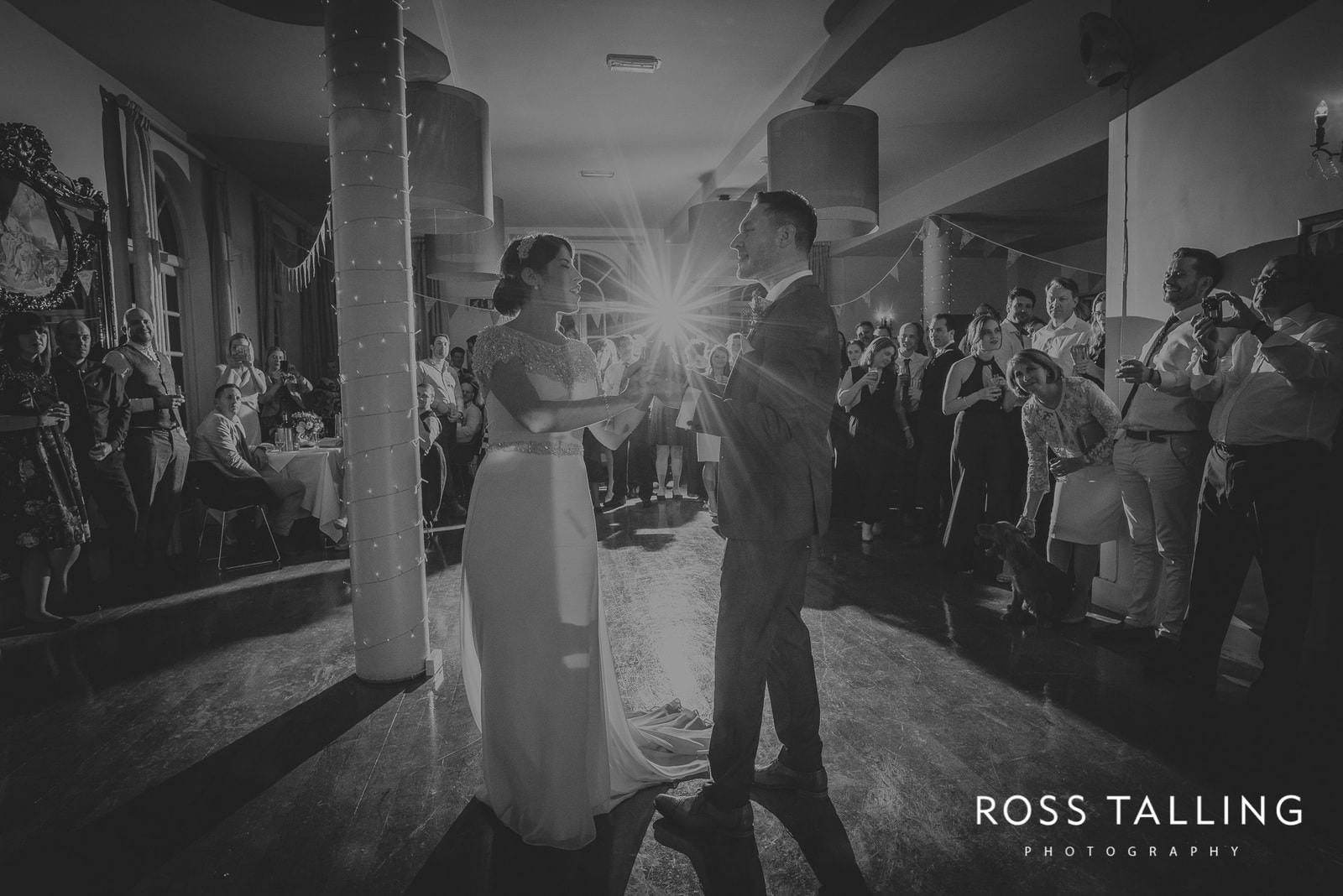 Fowey Hall Wedding Photography Cornwall-210