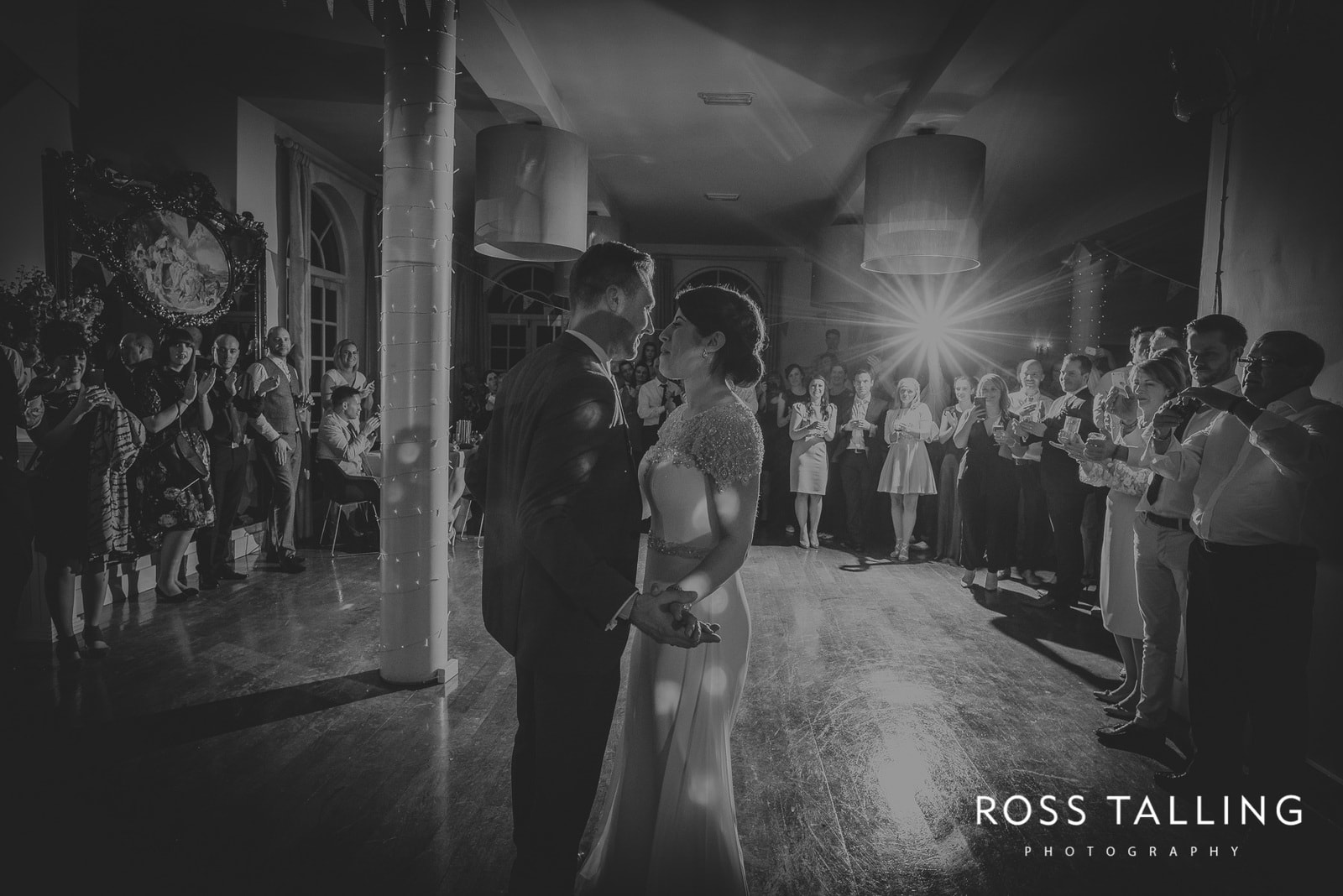 Fowey Hall Wedding Photography Cornwall-207