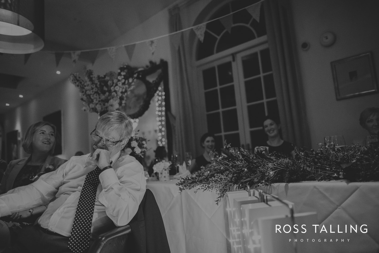 Fowey Hall Wedding Photography Cornwall-190