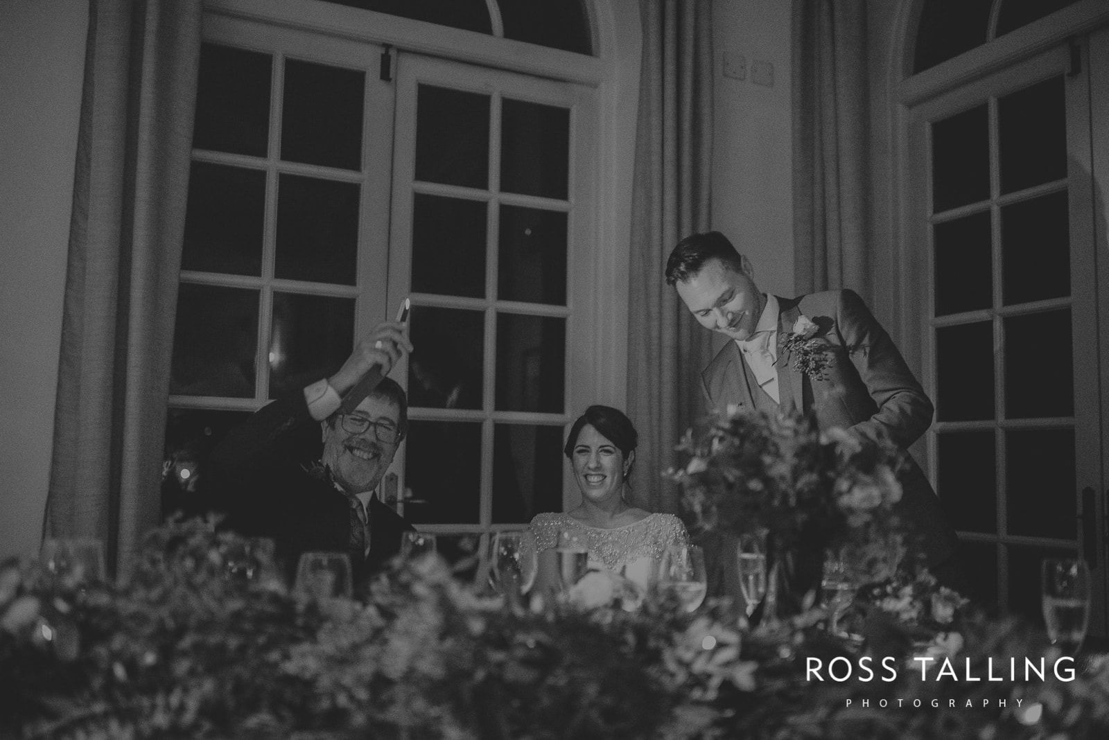 Fowey Hall Wedding Photography Cornwall-188