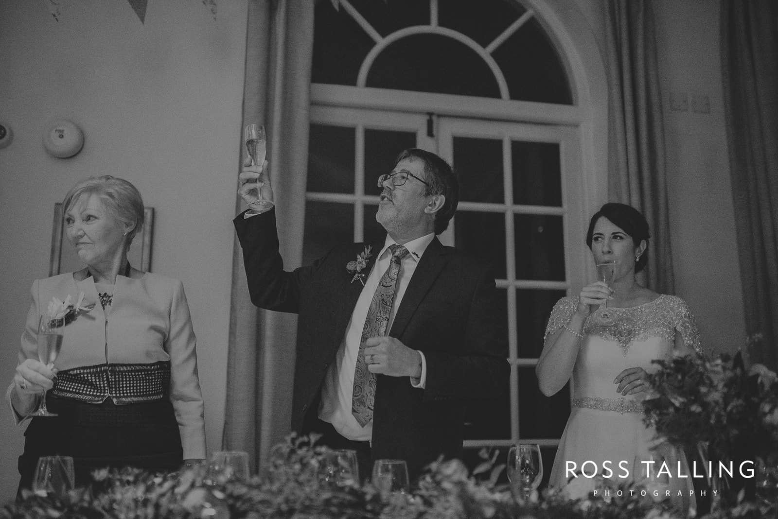 Fowey Hall Wedding Photography Cornwall-187