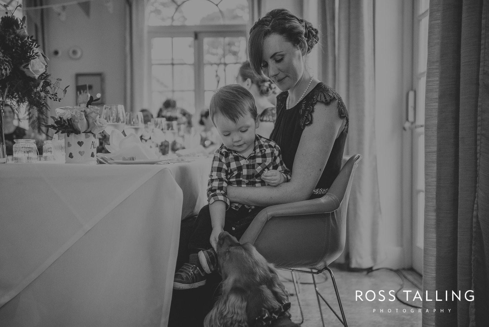 Fowey Hall Wedding Photography Cornwall-164