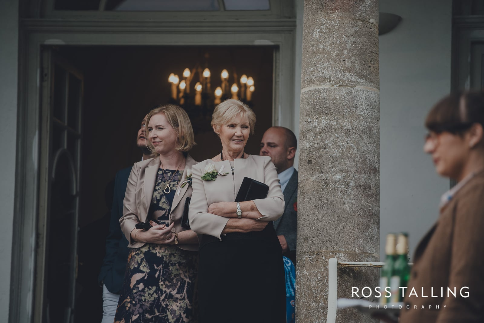 Fowey Hall Wedding Photography Cornwall-154