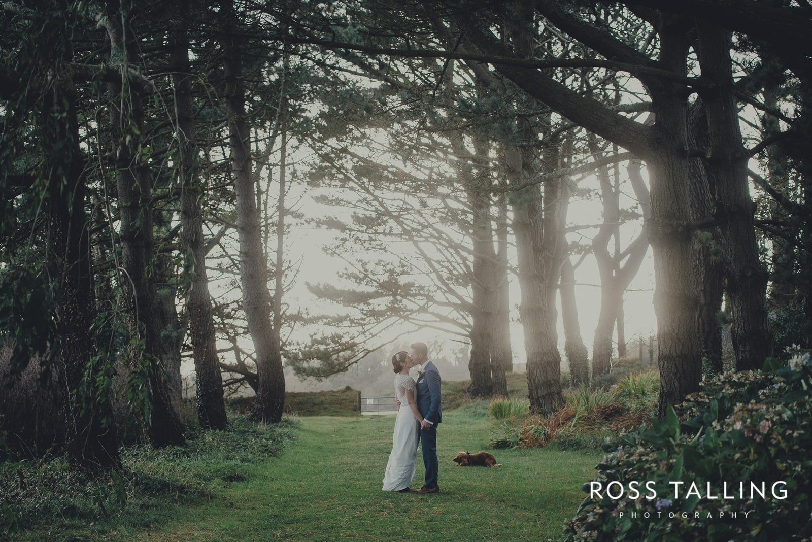 Fowey Hall Wedding Photography Cornwall-127