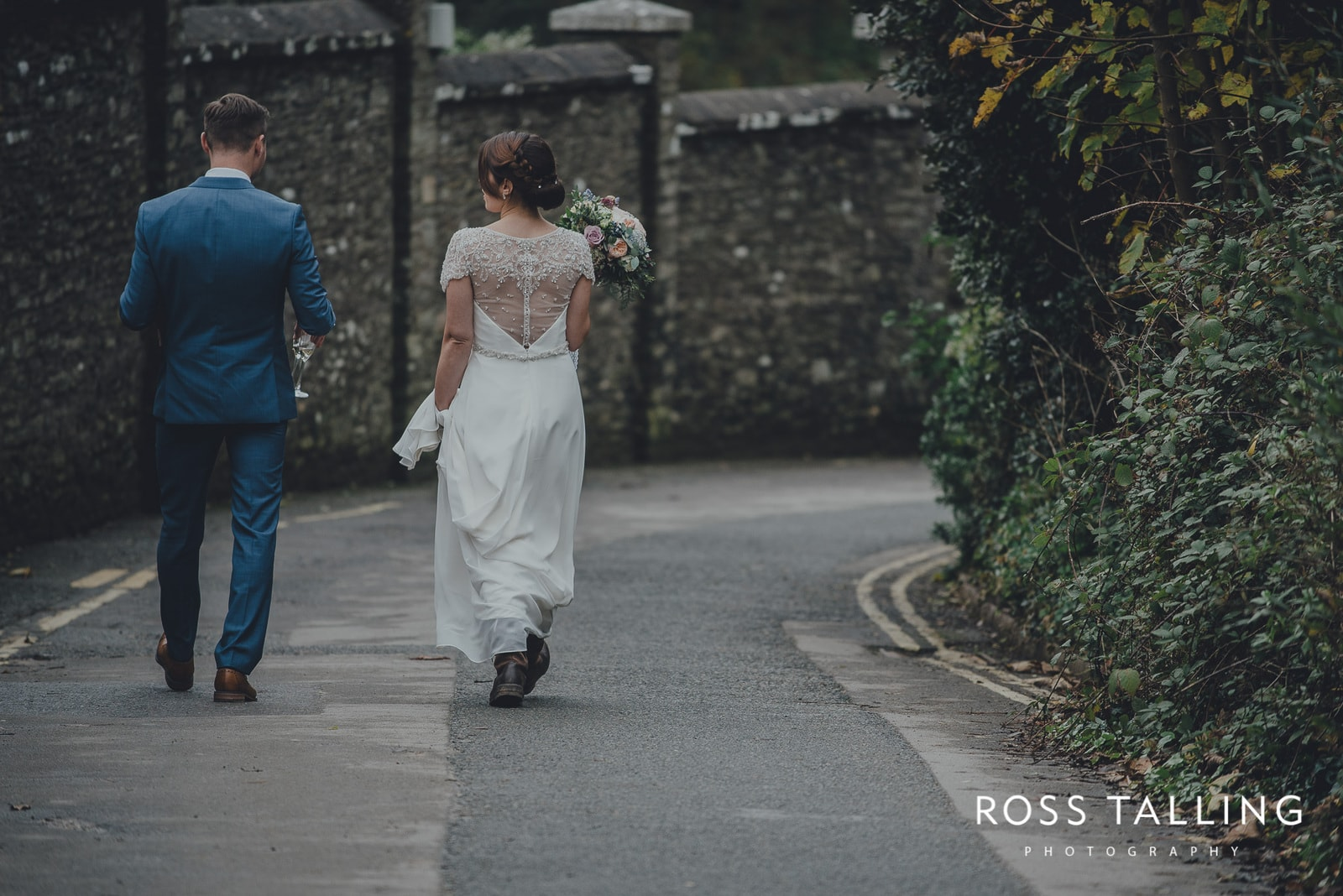 Fowey Hall Wedding Photography Cornwall-101