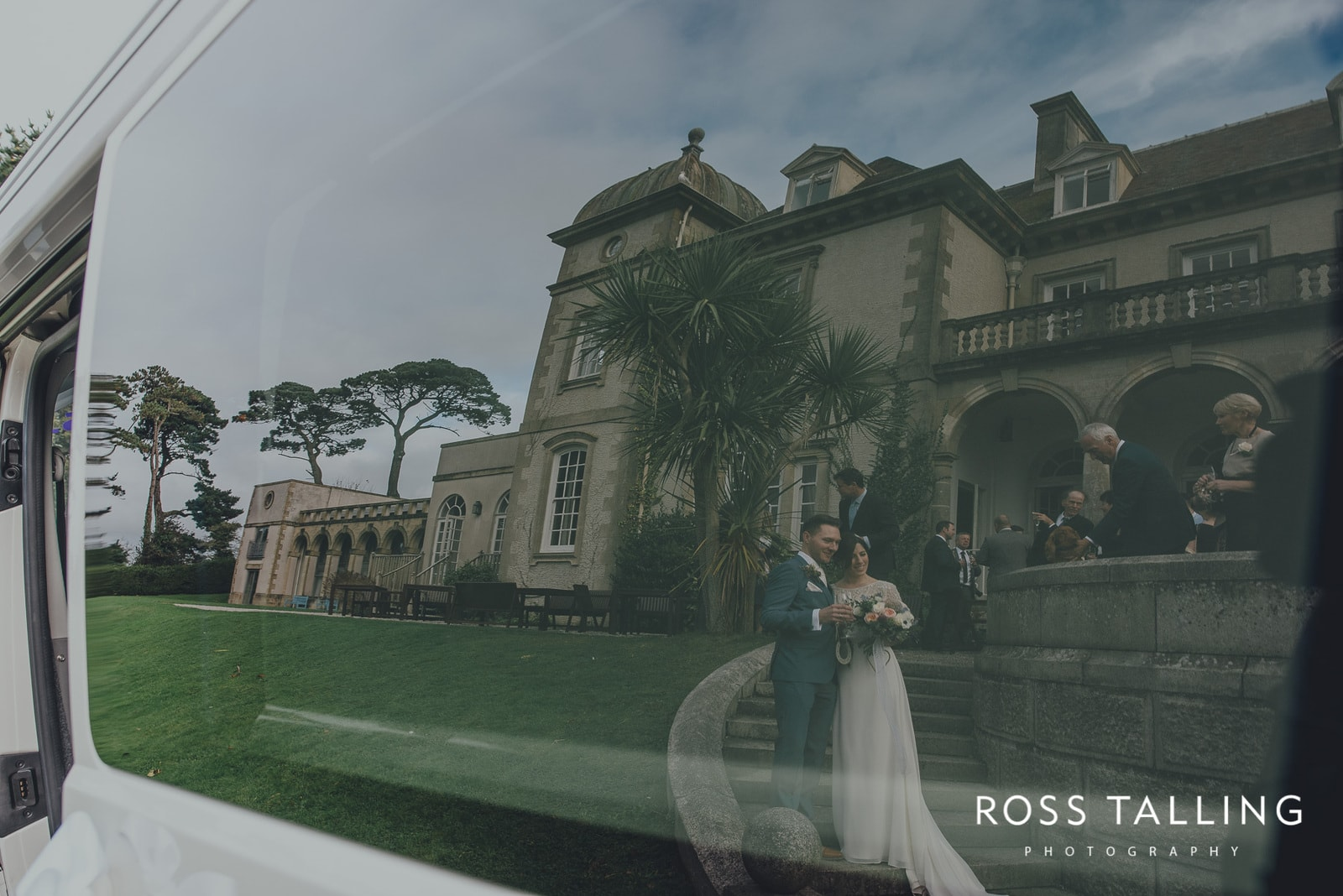 Fowey Hall Wedding Photography Cornwall-98