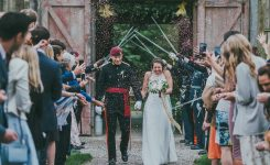 Tasters | Rachel & Joe's Nancarrow Farm Wedding