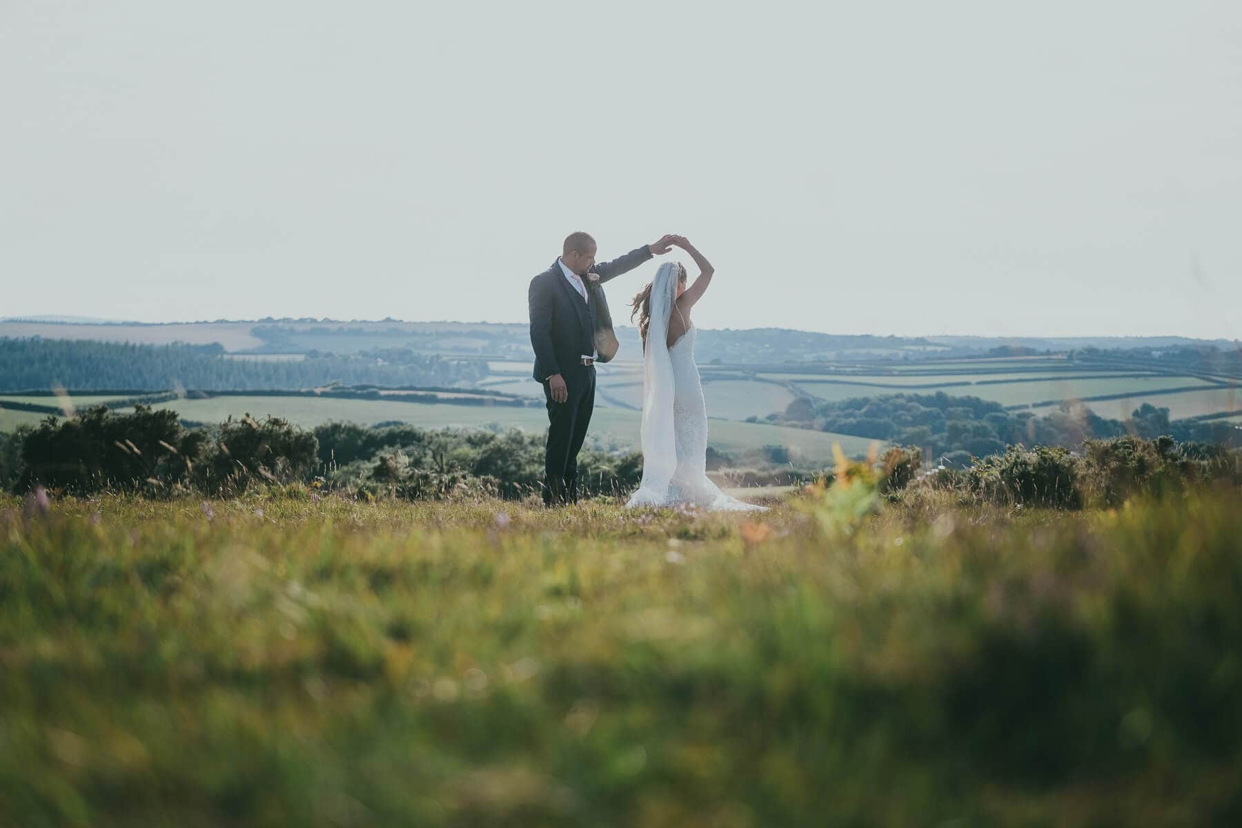 Trevenna Barns Wedding Photography | Helen & Daniel