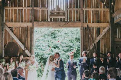 Nancarrow Farm Wedding Photography | Robyn & Alistair