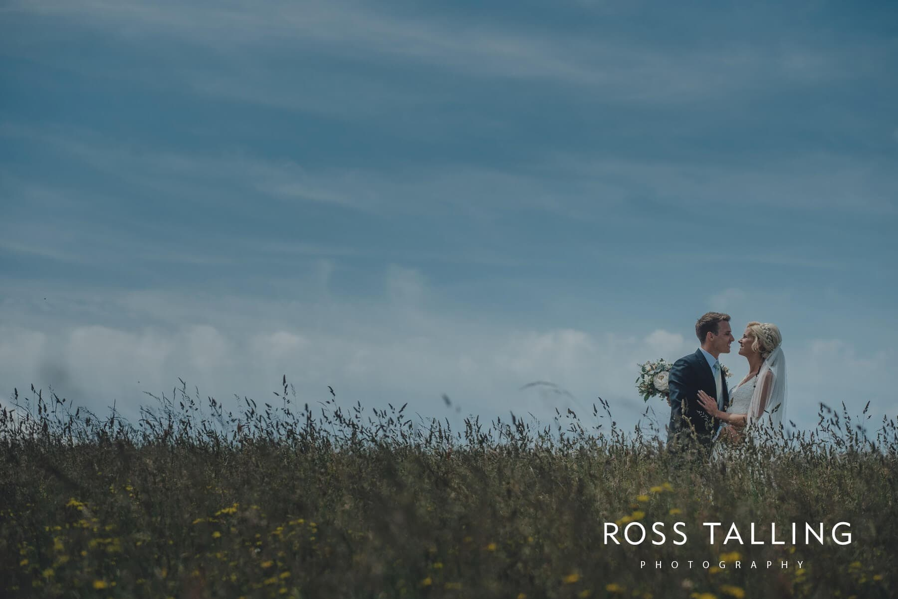 Sophie & Mark's Nancarrow Farm wedding Photography