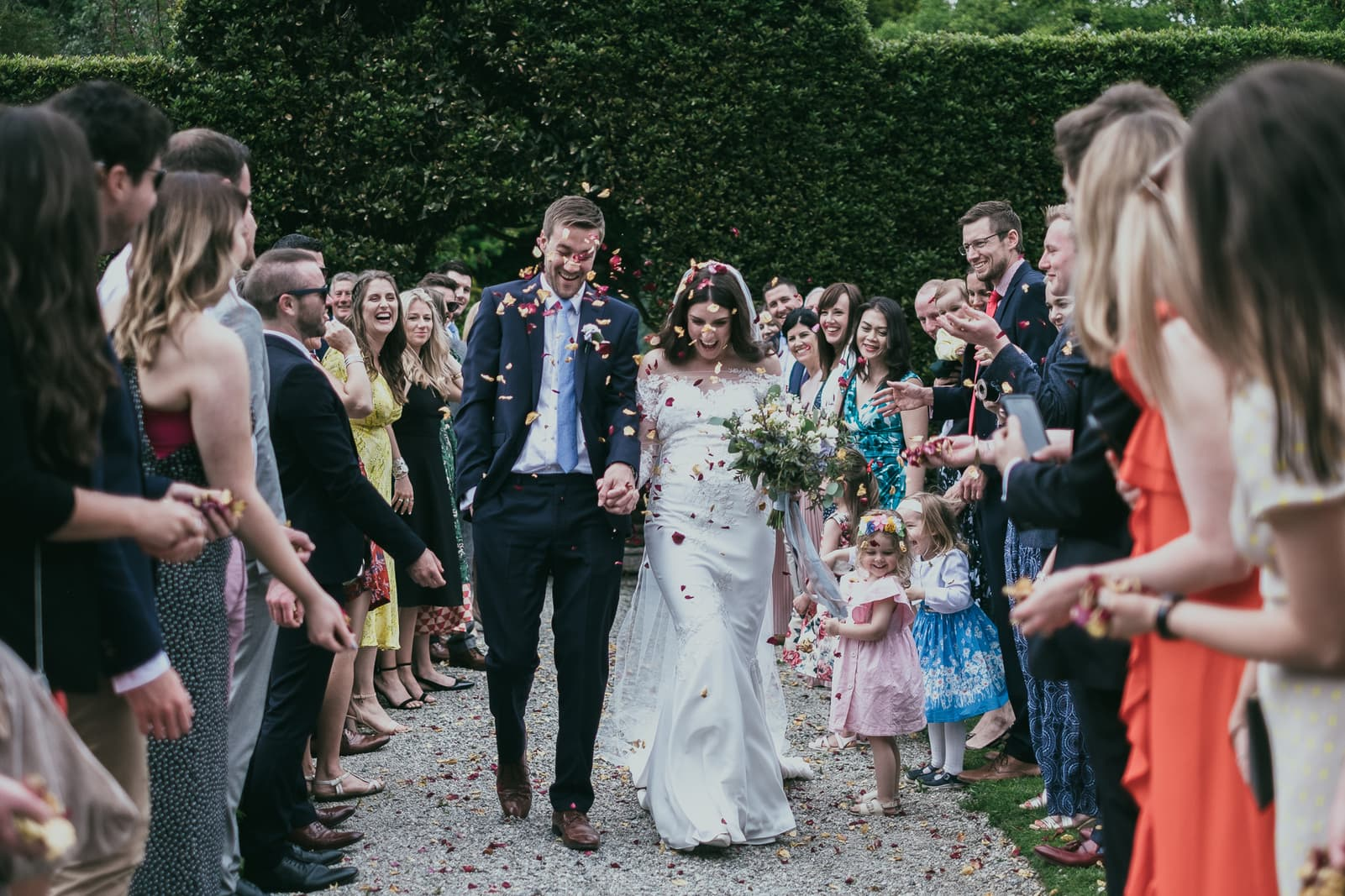 Roseland Wedding Photography | Rebecca and Pete