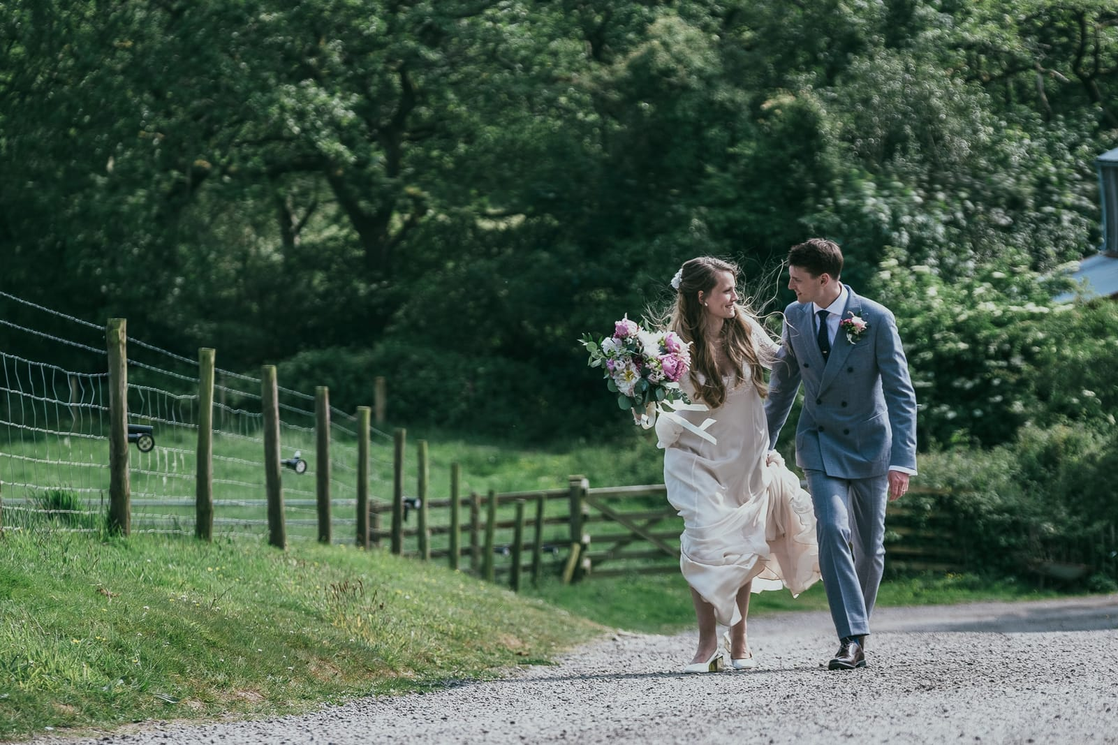 Nancarrow Farm Wedding Photography