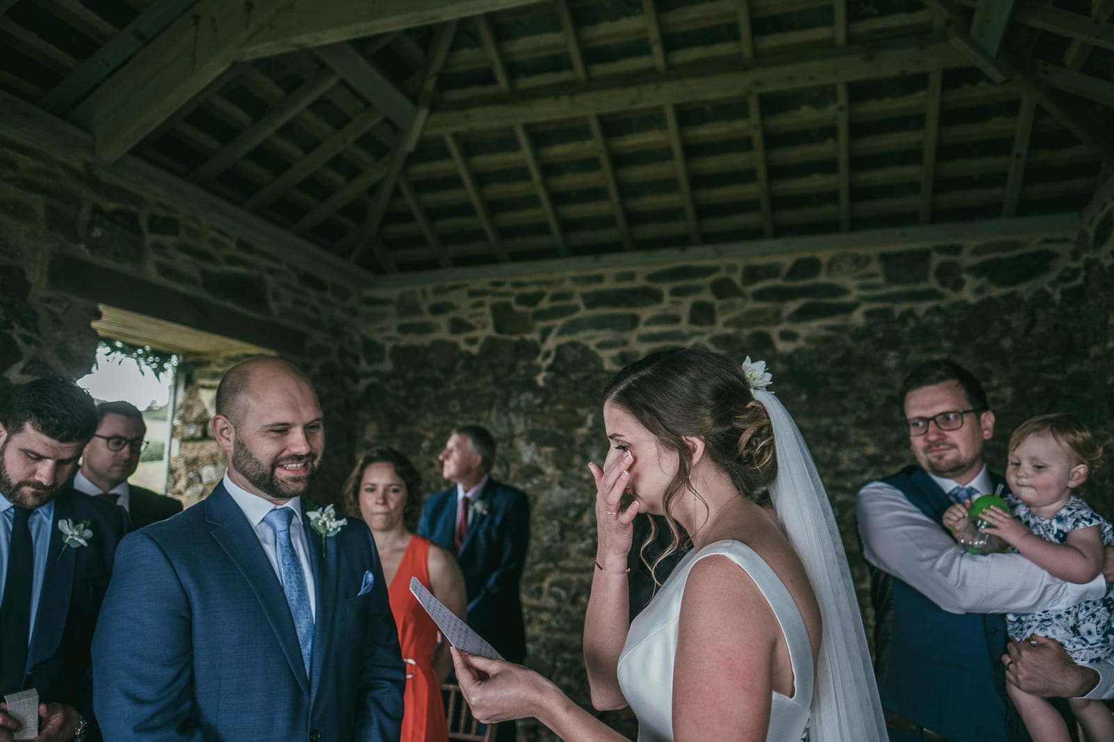 Caerhays Castle Wedding Photography