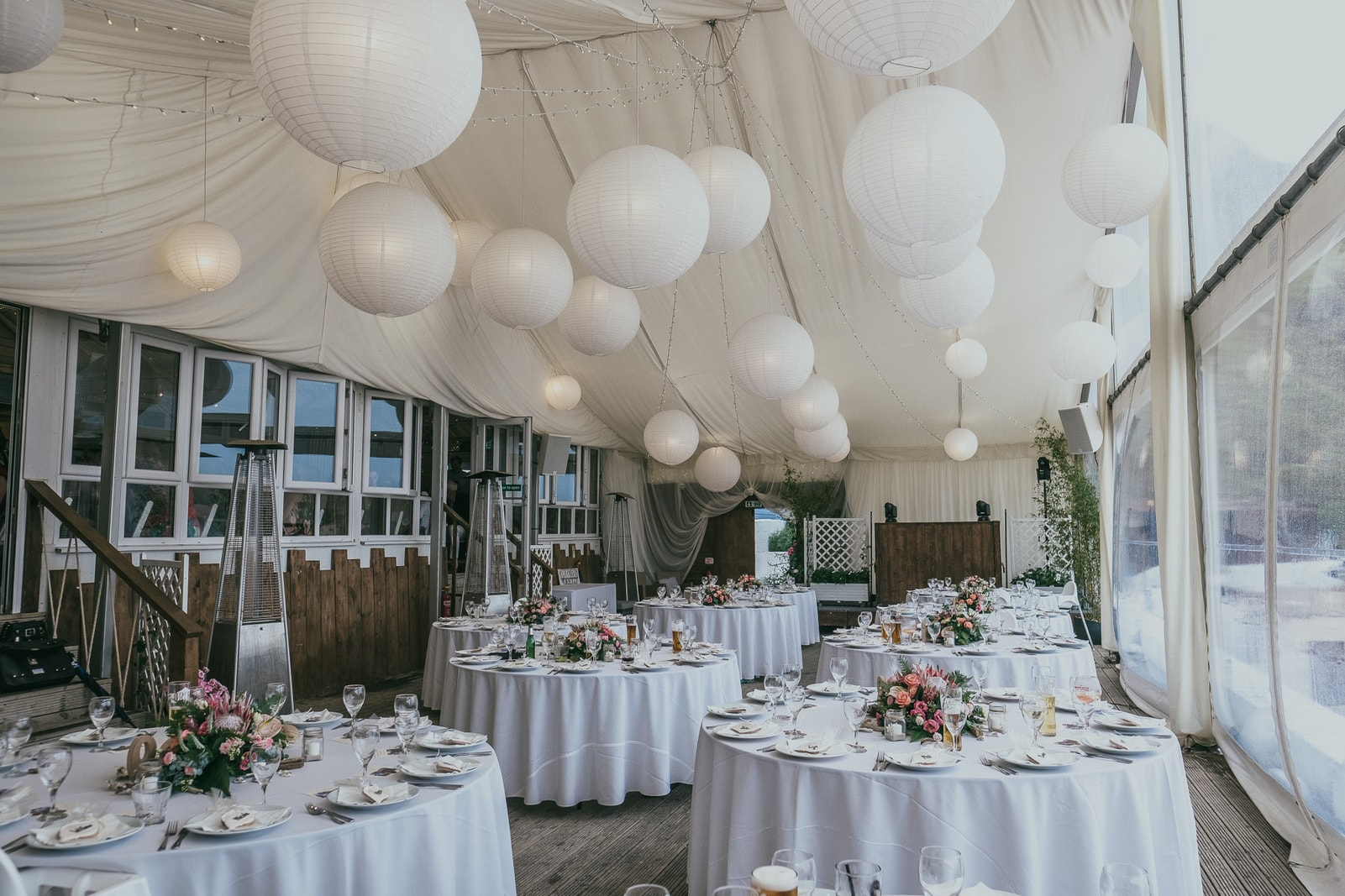Lusty Glaze Beach Wedding Photography