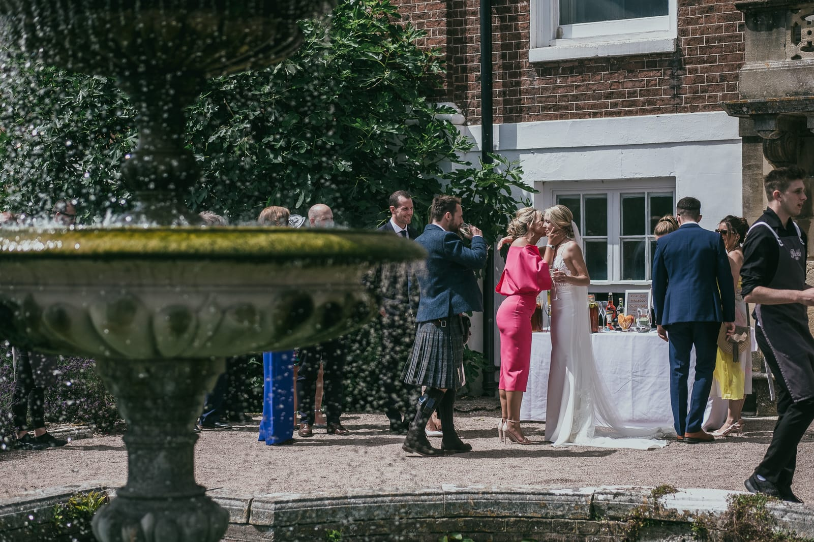 Pynes House Wedding Photos