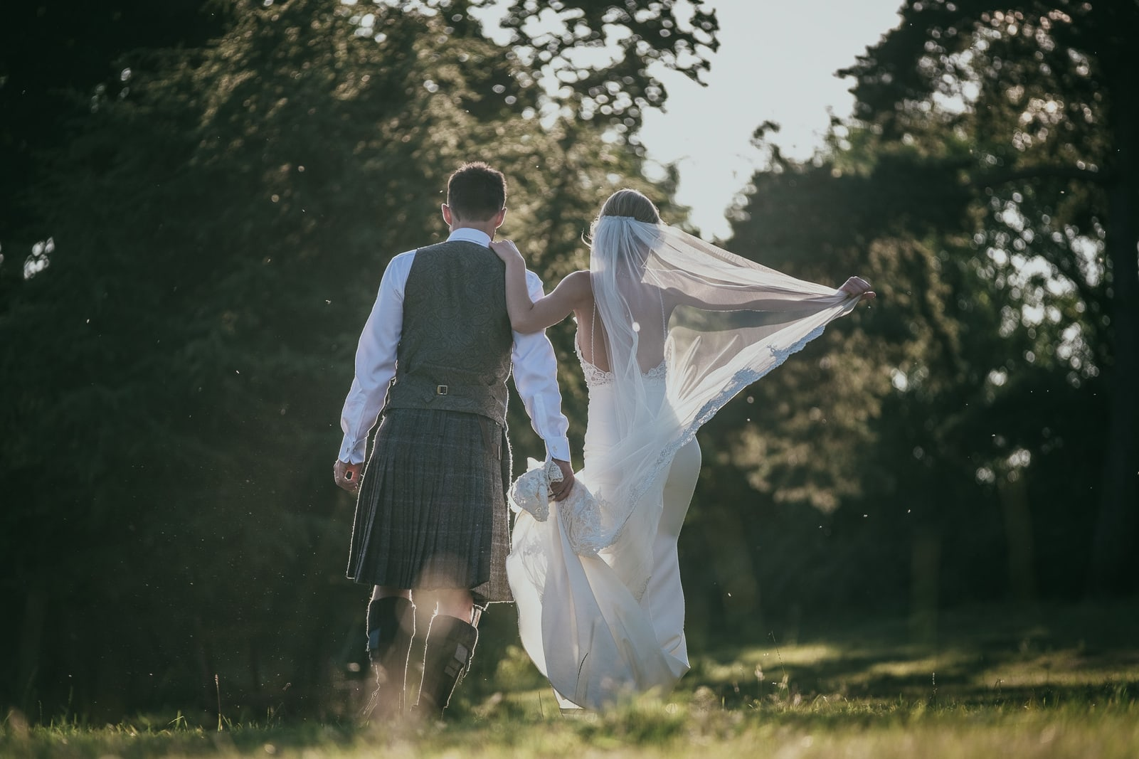 Pynes House Wedding Photos – Hannah & Martin